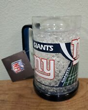 York Giants 16oz Crystal Freezer Mug