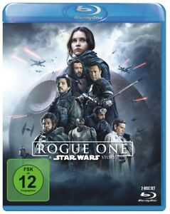 Rogue One: A Star Wars Story - Blu Ray