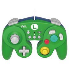 Hori Classic Controller for Wii U Luigi