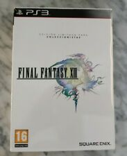 FINAL FANTASY XIII 13 EDICIÓN LIMITADA PLAYSTATION 3 PS3 PAL ESPAÑOL