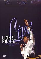 Lionel Richie: Live In Paris [DVD] [2007][Region 2]