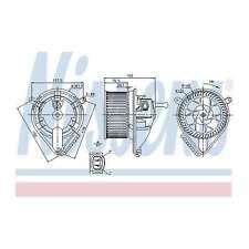 Fits VW LT MK2 2.8 TDI Genuine Nissens Interior Heater Blower Motor Fan