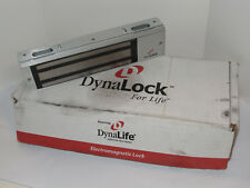 NEW DYNALOCK 3000 RHR-US28-DSM ELECTROMAGNETIC LOCK! 1500 LBS HOLDING FORCE!