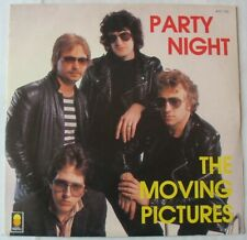THE MOVING PICTURES (SP 45 Tours) PARTY NIGHT