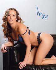 Jessika Alaura Autographed 8x10 Photo (7)