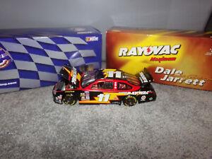 1/24 DALE JARRETT #11 RAYOVAC  1999 ACTION NASCAR DIECAST