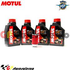 TAGLIANDO OLIO + FILTRO MOTUL 7100 10W50 MV AGUSTA 920 BRUTALE 2011