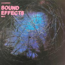 BBC SOUND EFFECTS NO 2 LP BBC UK RED 76M REISSUE PRESSING NEAR MINT