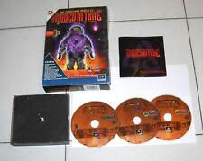 Pc Cd The Journeyman project 2 BURIED IN TIME II ITA Avventura grafica 1995 BOX