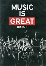 Music is Great Britain feat. David Bowie, Queen, The Who, Adele, Coldplay (DVD)
