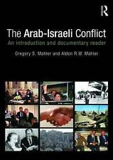 Mahler, Gregory S., The Arab-Israeli Conflict, Very Good Book
