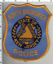 North Brunswick Police (New Jersey) Shoulder Patch from 1991