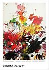 Cy Twombly -Original Exhibition Poster for Moderna Museet Show-39 1/4x27 1/2