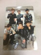 EXO EXO-m Group Mama Ver A Korean Press Official Photocard Card Kpop K-pop OOP