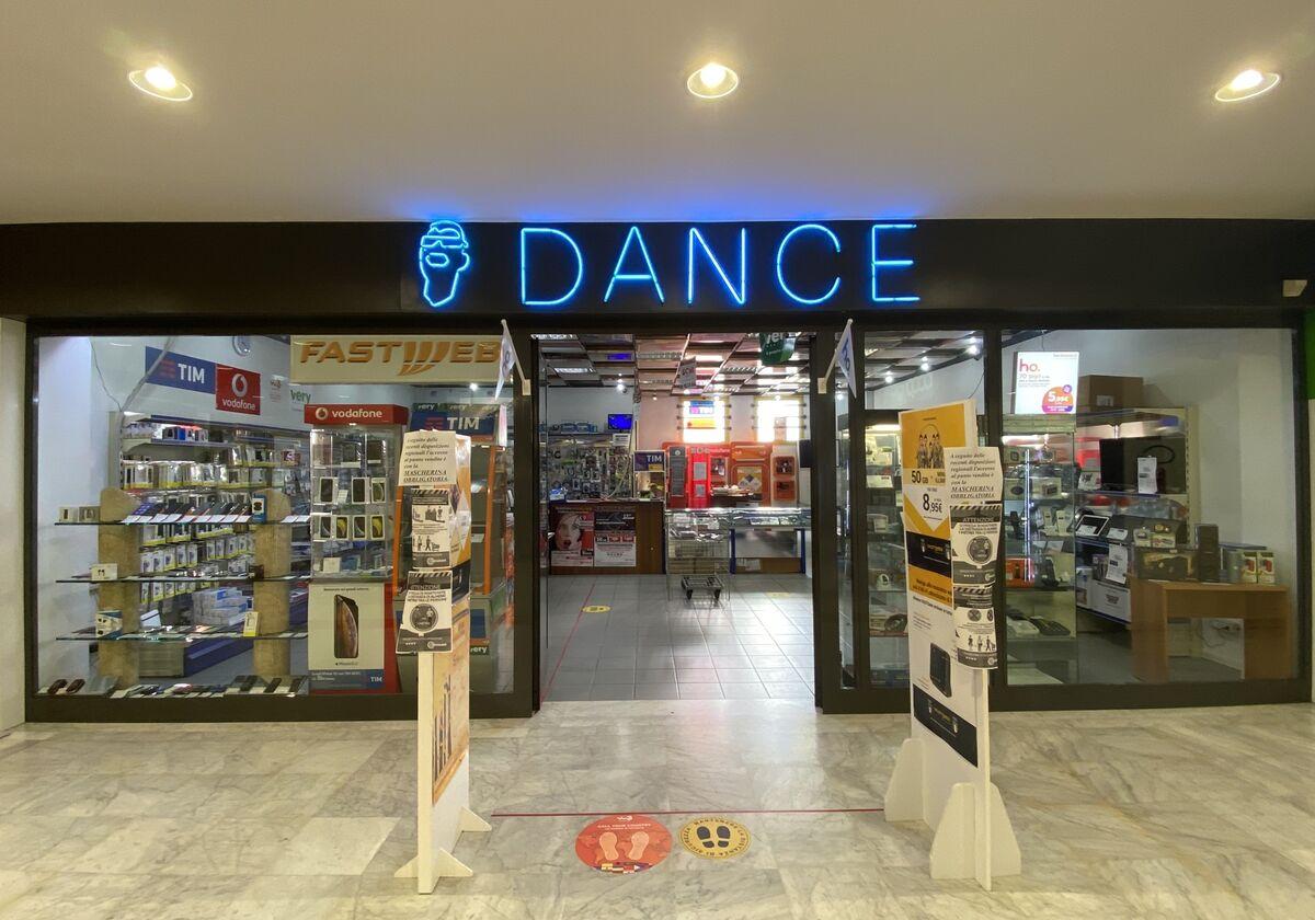 Dance di Bassi Ciro