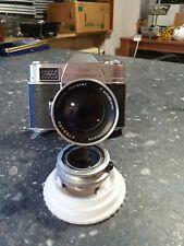 Kodak RETINA Reflex III mit Retina Objektiv Xenar 2,8/50 mm SLR Spiegelreflex