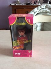 Rarissima bambola chelsie amica shelly barbie 1997 nuova in box da collezione
