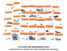 1965 1966 Ford Mustang Interior Fastener Kit (Coupe, Deluxe/Pony Int.)