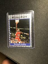 Michael Jordan National Sports Promo Holo