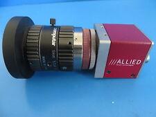 Allied Vision Guppy GF-033C IRF Camera w/ Computar 5mm 1:1.4 1/2 Lens