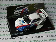 24H29M 1/43 IXO Altaya Passion vitesse BMW M3 GTR 24 heures Nürburgring 2004 #42