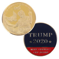 US 45Th President Donald Trump 2020Challenge Coin Make Liberals Cry Again CoinKK