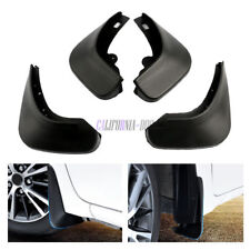 4X Mud Flaps Splash Guard Mudguard For Ford Focus Hatchback MK II MK2 2005-2010