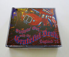 Grateful Dead Steppin' Out with the Grateful Dead England 72 UK Europe 1972 4 CD