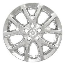 "FREE SHIPPING: Set of 4, 2014-2017 Cherokee 17"" Chrome Wheel Skins #382X"