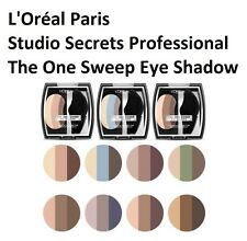 "L'Oréal Studio Secrets Professional The One Sweep Eye Shadow,""CHOOSE YOUR SHADE"""