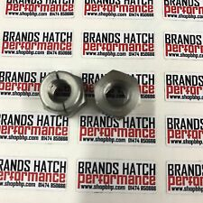 2 X Ford Sierra and Escort RS Cosworth Stainless Self Locking Exhaust Nuts