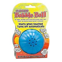 Babble Ball Interactive Talking Dog Toy Large 8cm Diameter NEW