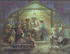 Lang Christmas Cards, Box Of 21, The Heart Of Christmas by Kathy Fincher (104)