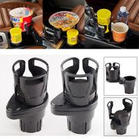 Car Water Cup Holder Multifunctional Drink Bottle Storage Organizer Stand