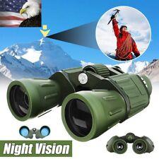 60x50 Zoom Day/Night Military Army Powerful Binoculars Optics Hunting Camping