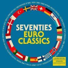 Various Artist Seventies Euro Classics Vinyl LP