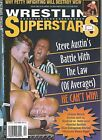 APRIL 1998 WRESTLING SUPERSTARS MAGAZINE OWEN HART STONE COLD STEVE AUSTIN WWF