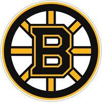 BOSTON BRUINS Logo NHL Color Die Cut Vinyl Decal / Sticker - You Choose Size