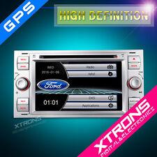 AUTORADIO FORD FOCUS C-MAX S-MAX KUGA NAVIGATORE GPS DVD USB XTRONS PF70FSFS-S