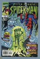 Peter Parker Spider-Man #3 1999 Marvel [Iceman] Romita -m