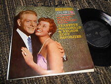 JEANETTE MACDONALD&NELSON EDDY Will you Remember/Indian Love..+2 EP 1961 SPAIN