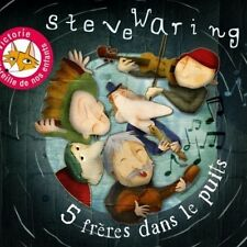 Steve Waring - Cinq Freres Dans Le Puits [New CD] UK - Import