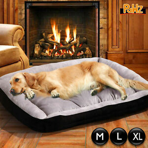 PaWz Pet Bed Dog Beds Bedding Mattress Mat Cushion Soft Pad Pads Mats M/L/XL