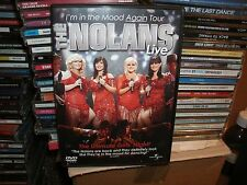 The Nolans Live - I'm In The Mood (DVD, 2009)
