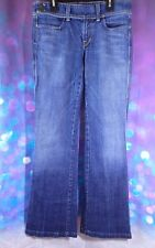 Citizens of Humanity by Jerome Dahan Denim 4 Pocket Blue Jeans Ladies 27 Long