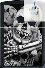 Zippo CM1305 Til Death Do US Part Lighter & Z-PLUS INSERT BUNDLE