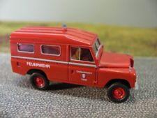 1/87 Brekina Land Rover 109 Fw Gelterkinden CH 91376 Sondermodell