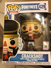 **IN HAND** EXCLUSIVE Funko Pop! FORTNITE CRACKSHOT *RARE* #429