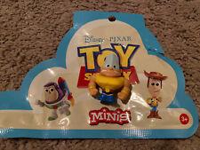 New listing Rocky Gibraltar Disney Pixar Toy Story Minis 2019 Mattel Blind Bag *New/Opened*