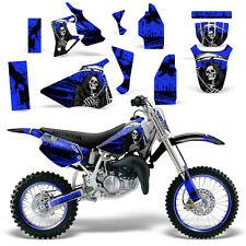 Graphic Kit Honda CR 80 MX Dirt Pit Bike Decals Sticker Wrap CR80 96-02 REAP BLU